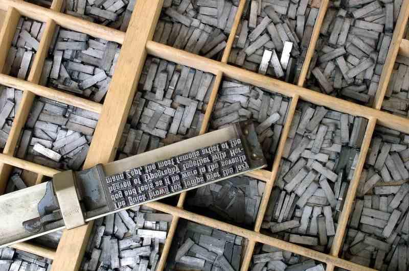 La première imprimerie mobile