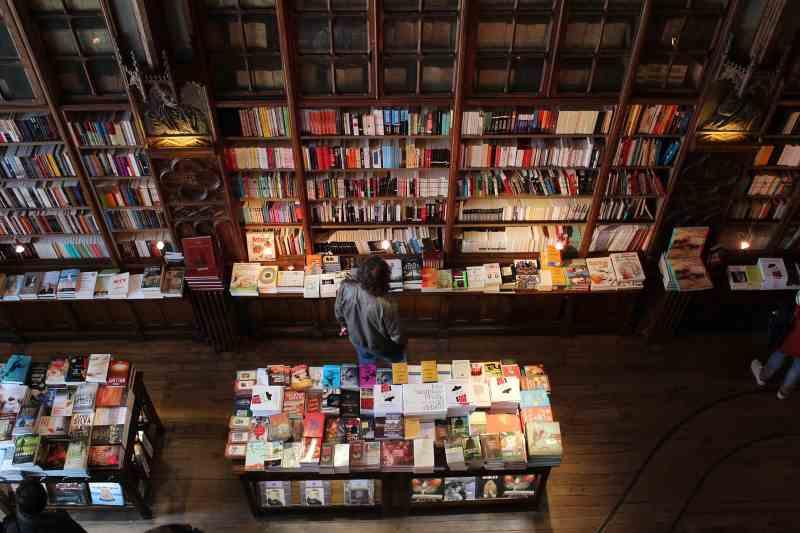 boutique de livre