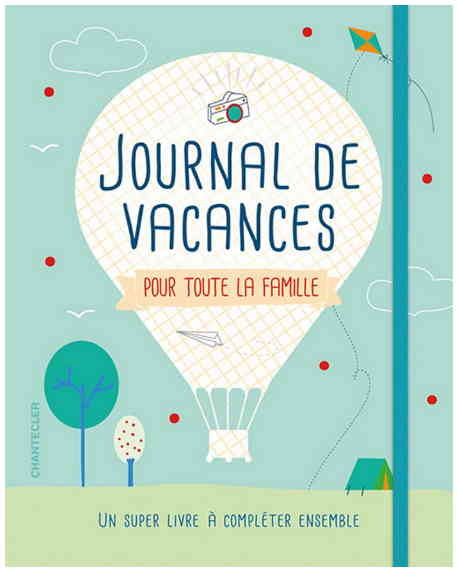 Journal de vacances
