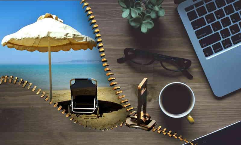 Les bienfaits des vacances sur votre travail