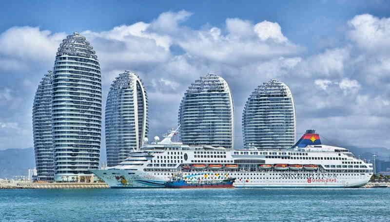 La puissance du tourisme en Chine