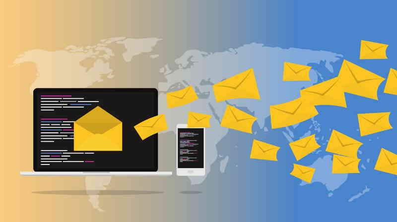 Les mails responsables d'une pollution invisible à l'utilisateur.