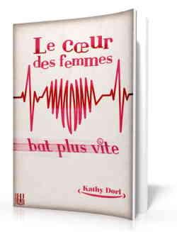 Le coeur des femmes bat plus vite.